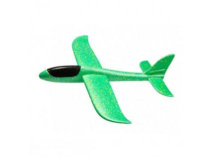 epp foam plane green