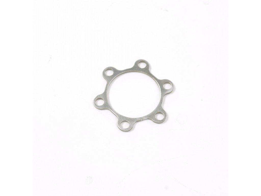 sd disc spacer 6 bolt 2mm