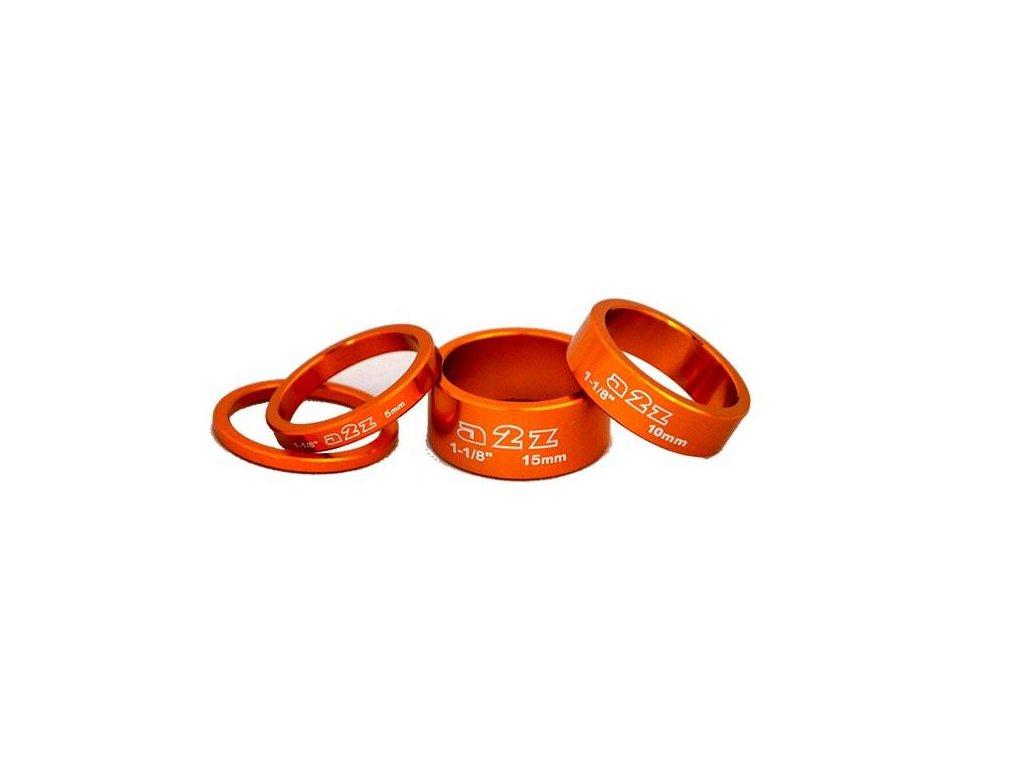 AD 181 oranžová retus