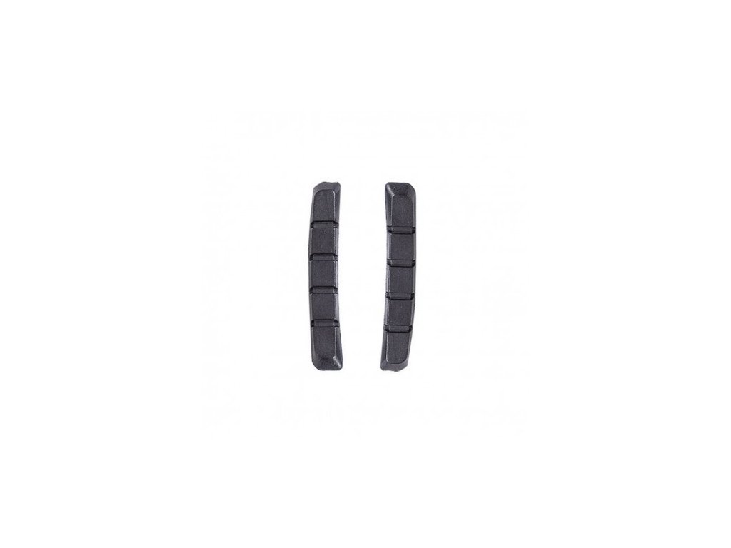 box two replacement brake pads 70mm black