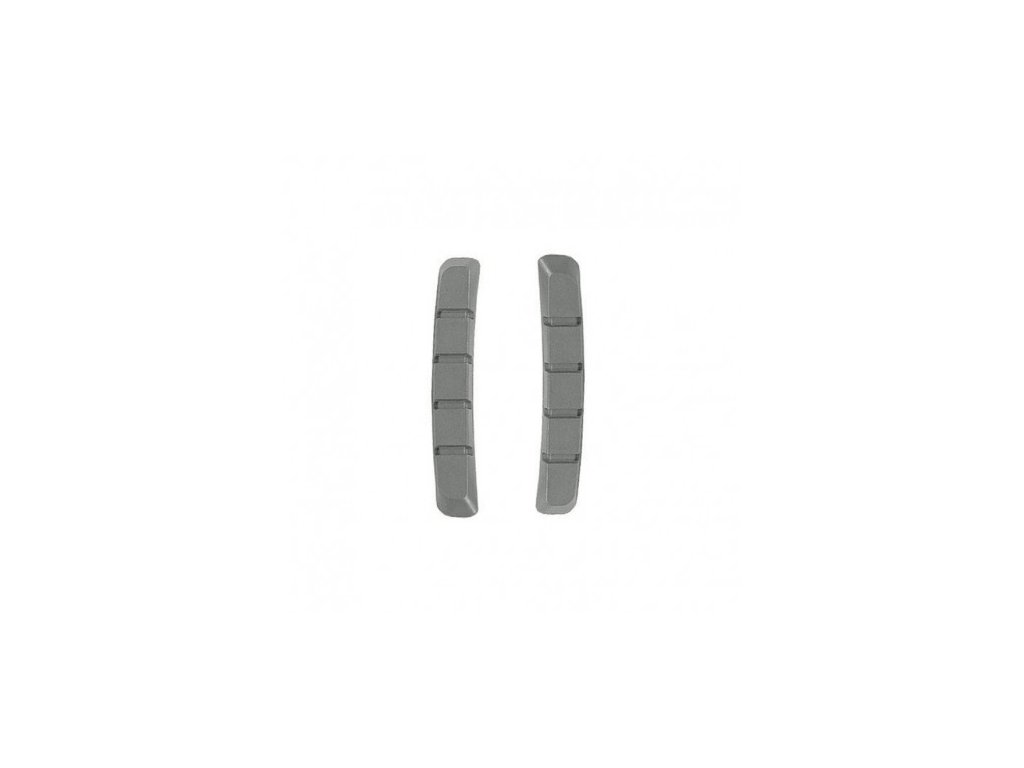 box two replacement brake pads 70mm grey