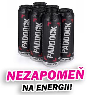 Paddock energy