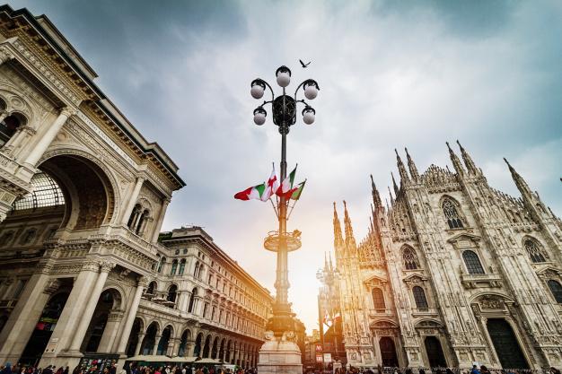 Itálie na dlani