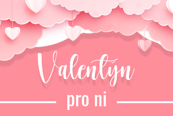 Valentýn pro ni kosmetika