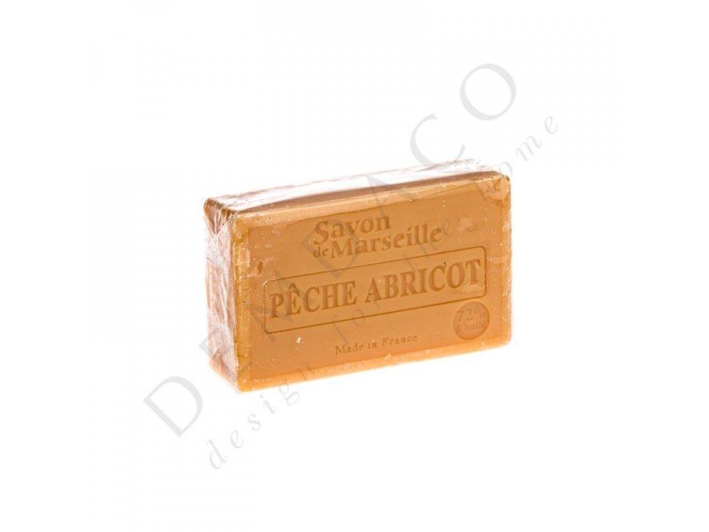 Le Chatelard Mýdlo - Meruňka a broskev (Peche Abricot), 100g