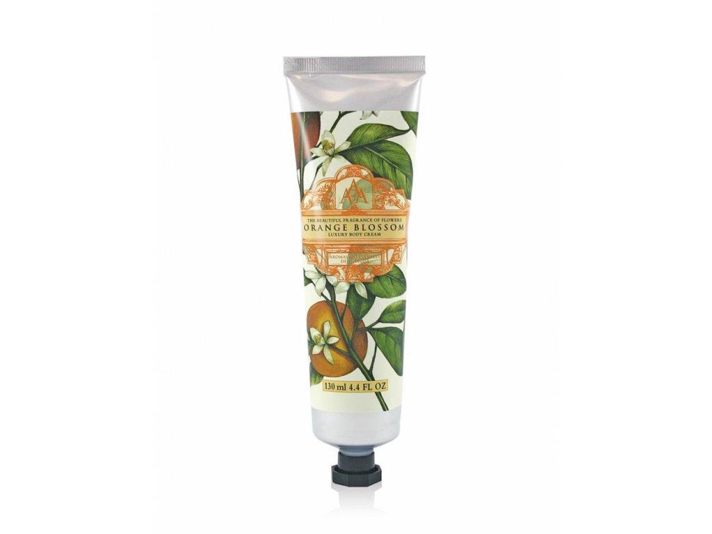 Somerset Toiletry Tělový krém - Pomerančový květ 130ml