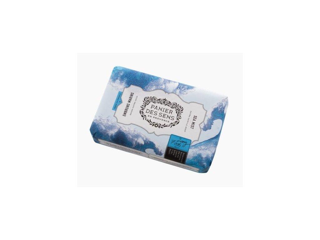 Panier des Sens Mýdlo s bambuckým máslem - Mořská ranní mlha 200g