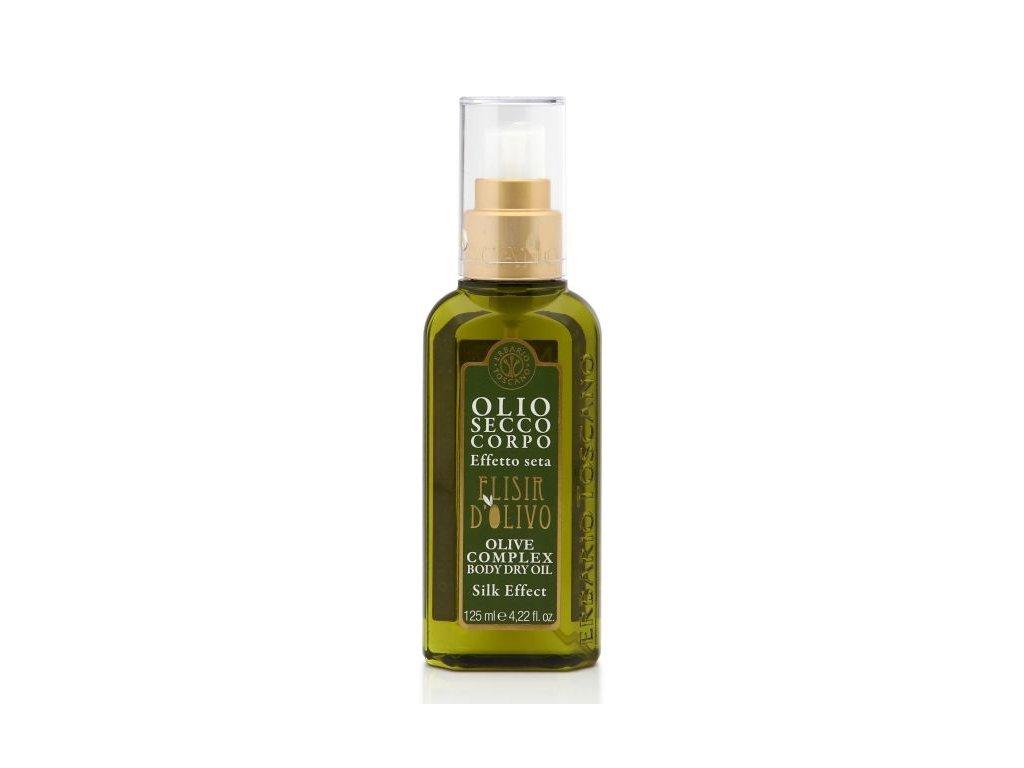 Erbario Toscano Suchý Tělový Olej - Oliva, 125ml