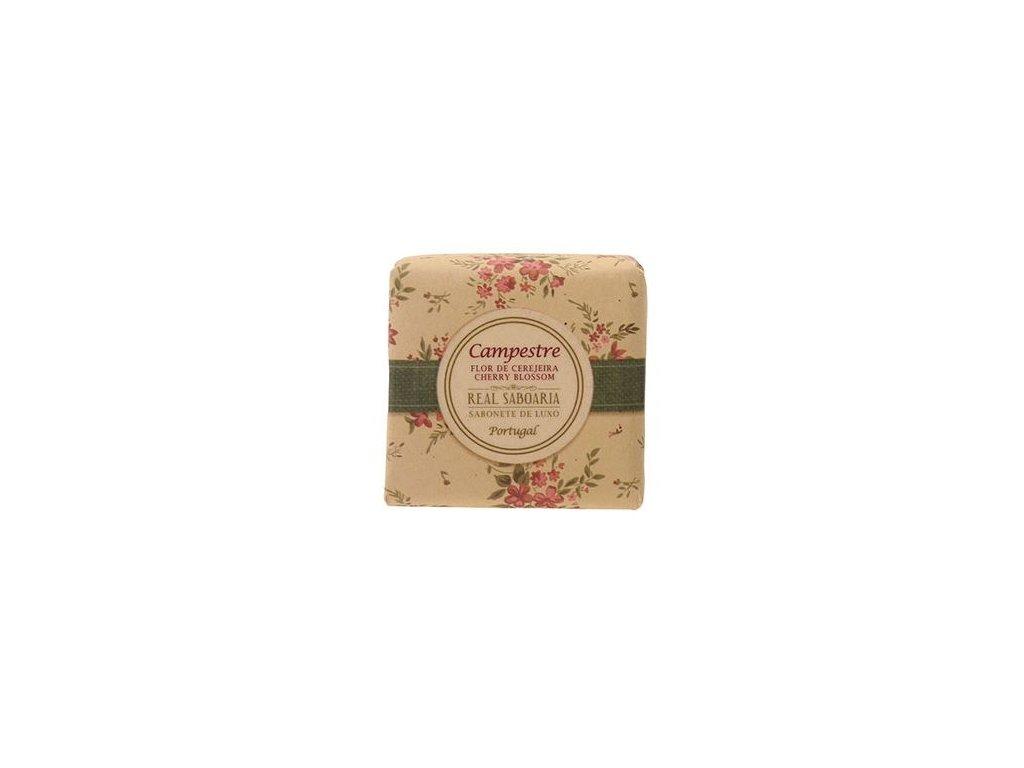 Real Saboaria Luxusní mýdlo - Třešňový květ 120g