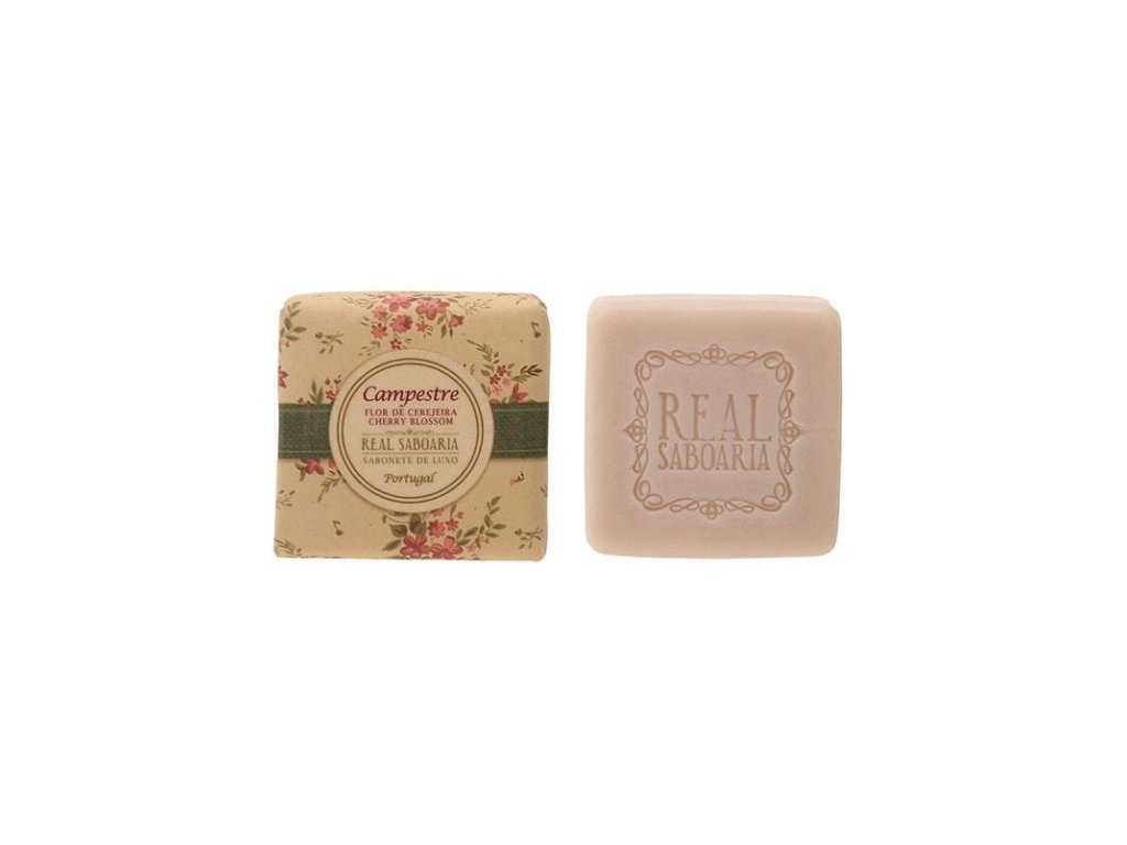 Real Saboaria Luxusní mýdlo - Třešňový květ 50g