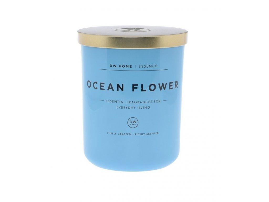 DW Home Vonná svíčka ve skle Květy Oceánu - Ocean Flower, 3,8oz