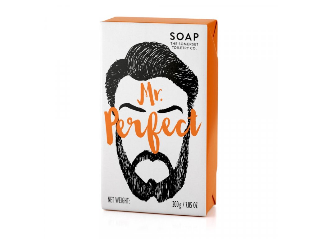 somerset toiletry company 200g mr perfect