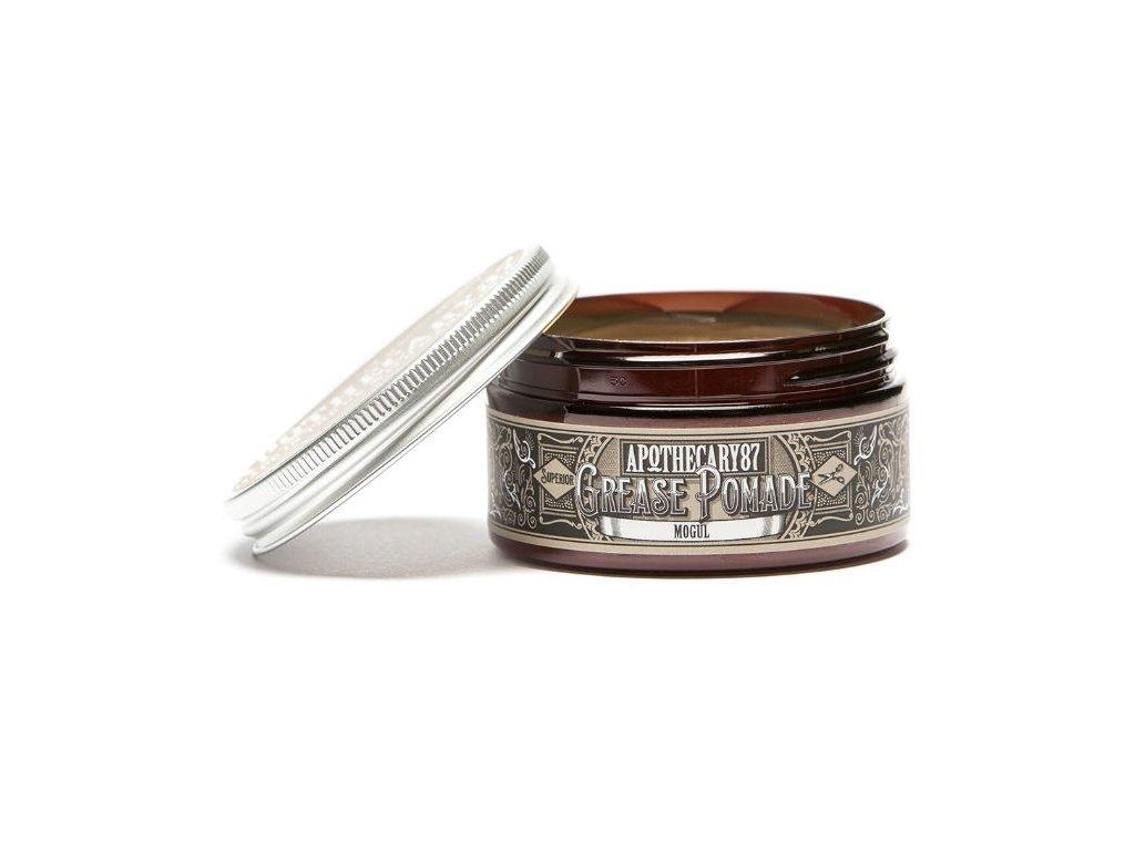 Apothecary87 Pomáda na vlasy na olejové bázi - Mogul, 100ml