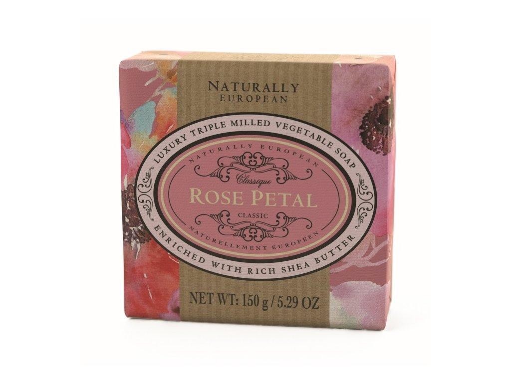 Somerset Toiletry Luxusní mýdlo - Růže, 150g