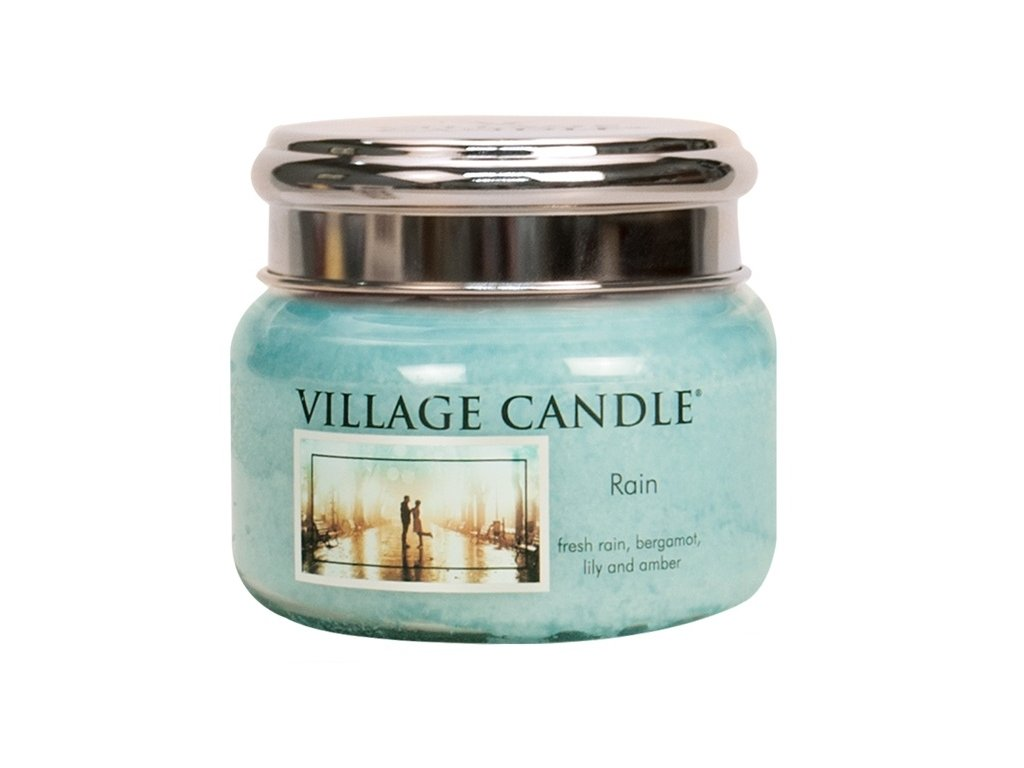 41804 1 village candle vonna svicka ve skle dest rain 11oz