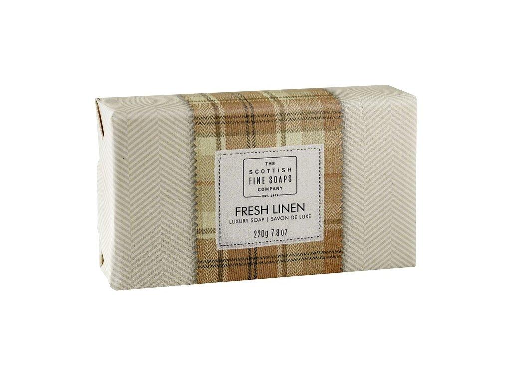 42068 scottish fine soaps jemne mydlo ciste pradlo 220g