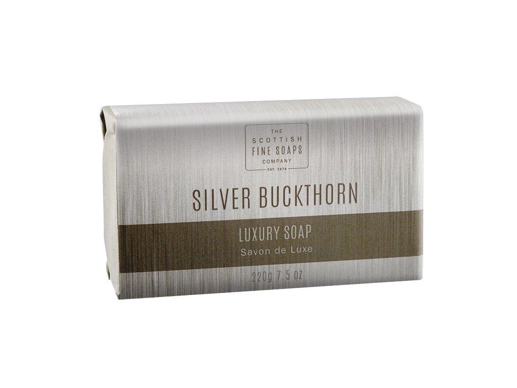 Scottish Fine Soaps Jemné Mýdlo - Stříbrný řešetlák, 220g