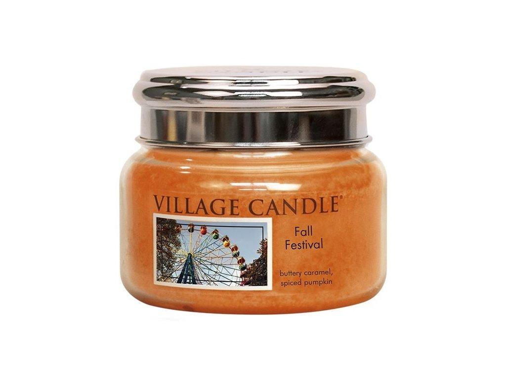 Village Candle Vonná svíčka ve skle, Podzimní Slavnost - Fall Festival, 11oz