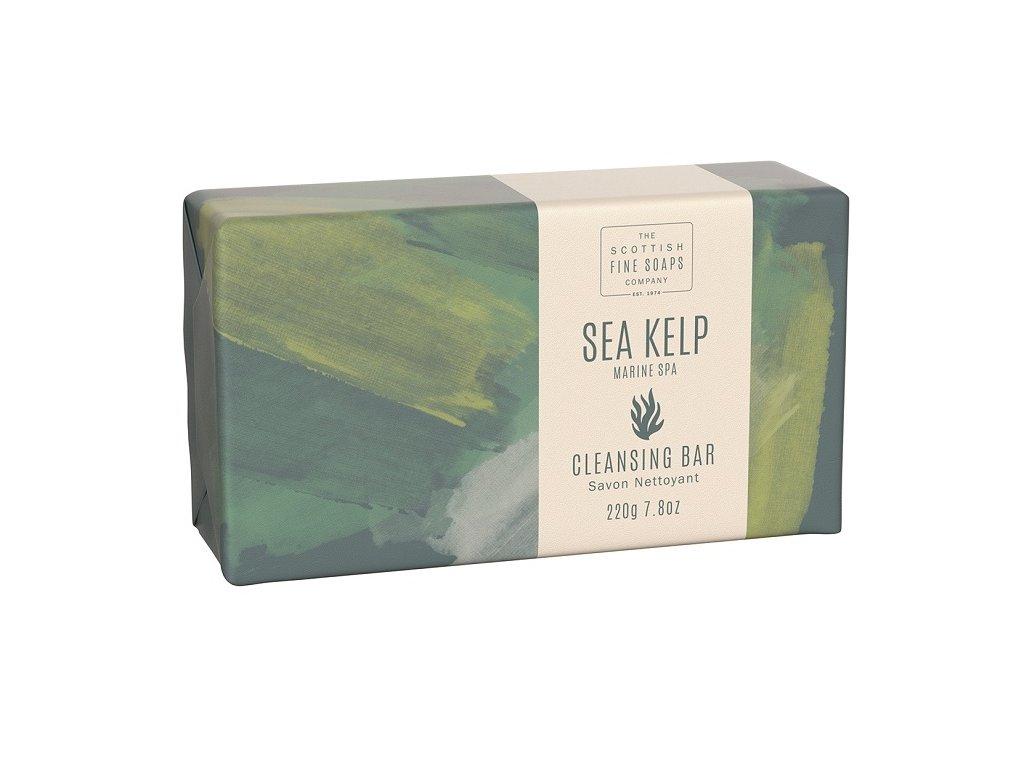 Scottish Fine Soaps Mýdlo - Mořská řasa, 220g