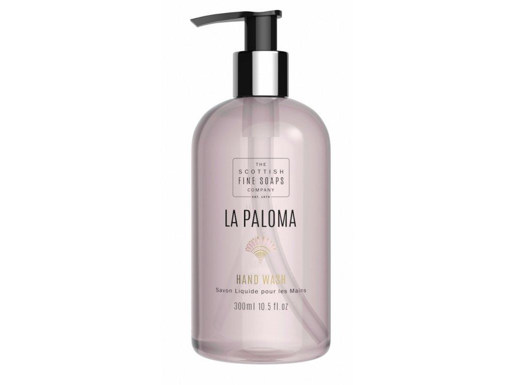 Scottish Fine Soaps Tekuté mýdlo na ruce - La Paloma, 300ml