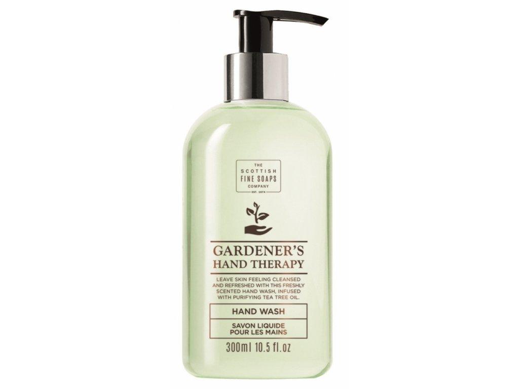 Scottish Fine Soaps Tekuté mýdlo na ruce - Gardeners Therapy, 300ml