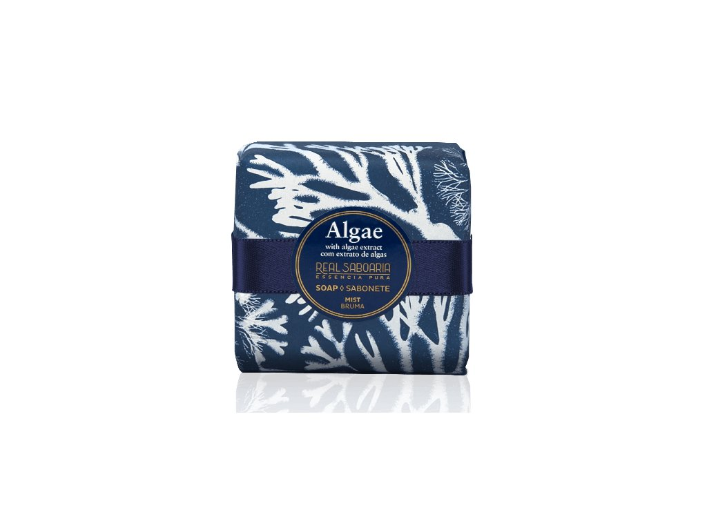 Real Saboaria Luxusní mýdlo - Mořská řasa, 120g