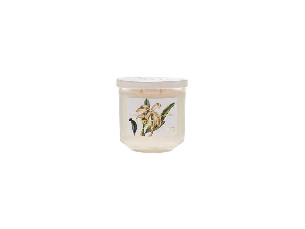 LAB Vonná svíčka Vanilkové boby a cukrová třtina - Vanilla Bean & Sugarcane, 14oz