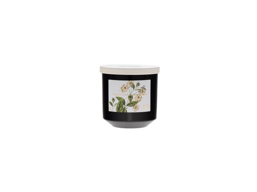 LAB Vonná svíčka Květ tabáku a mošus - Tobacco Flower & Musk, 14oz