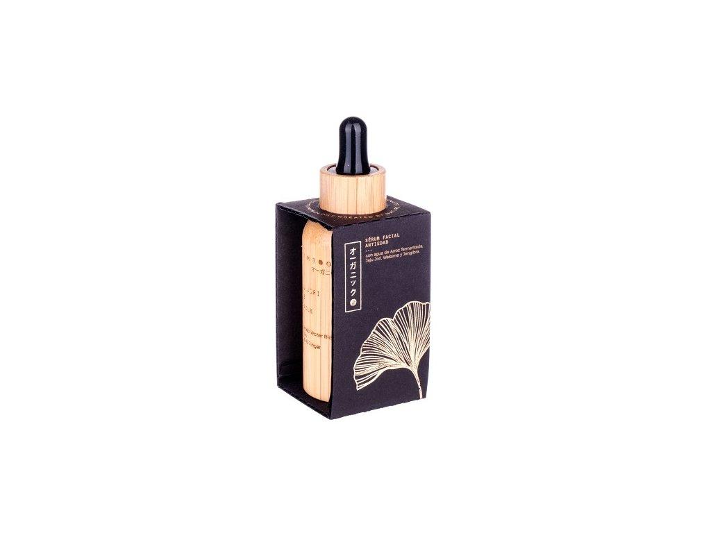 Bamboology Anti age sérum na obličej, 30 ml