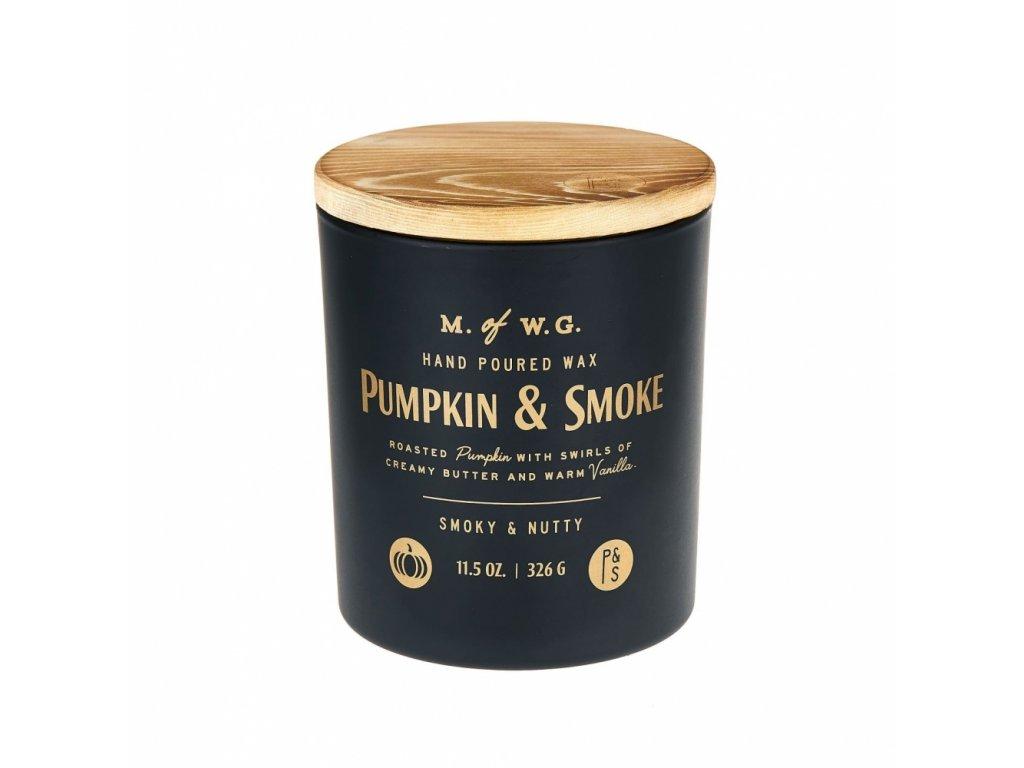 Makers of Wax Goods Vonná svíčka ve skle Pumpkin & Smoke 8oz
