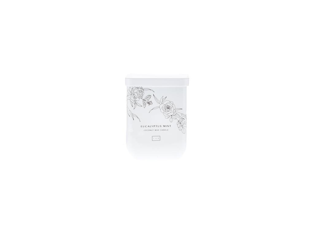 LAB Vonná svíčka Eucalyptus Mint 10,3oz
