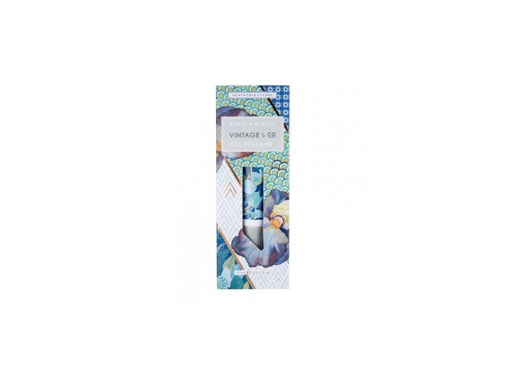 Heathcote & Ivory Parfemovaný roll on - Vintage & Blooms, 15ml