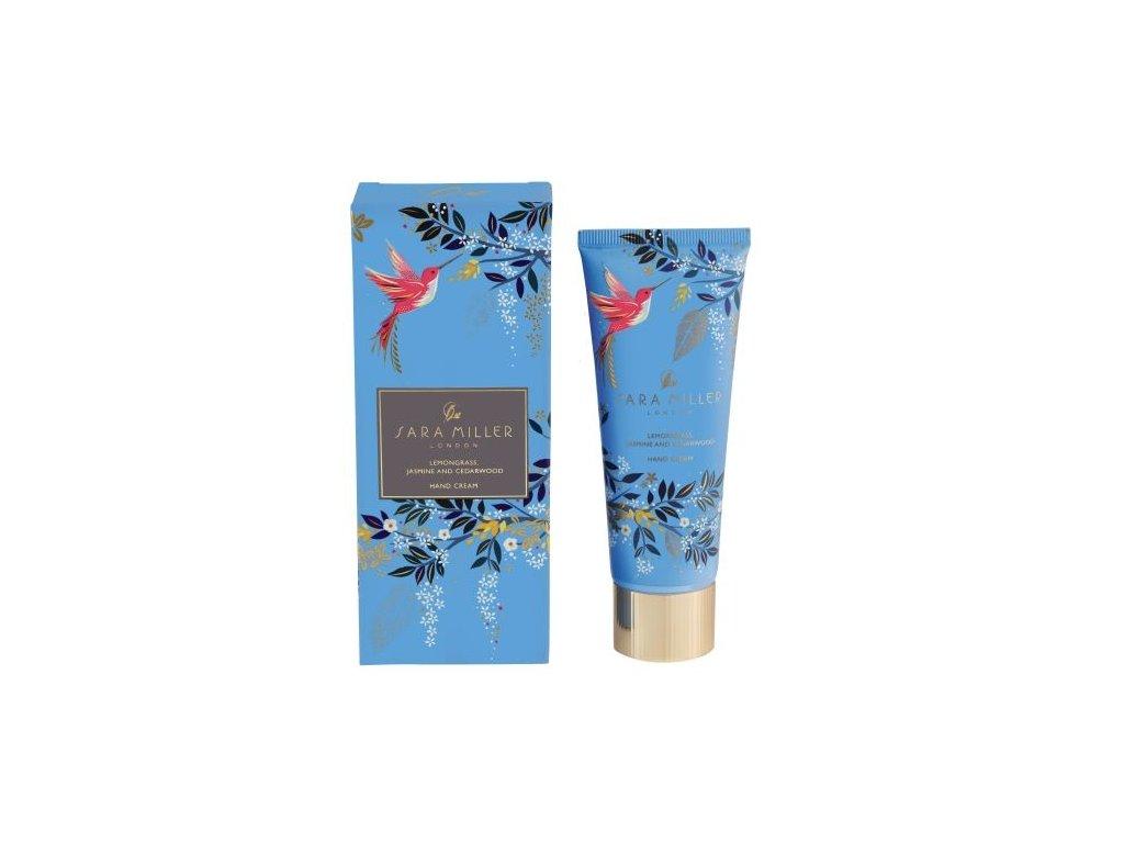 Heathcote & Ivory Hydratační krém na ruce a nehty - Blue, 75ml