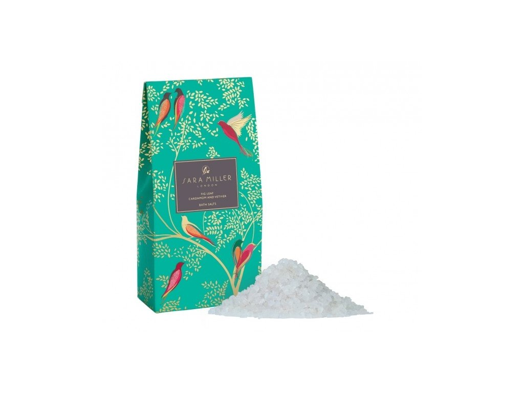 Heathcote & Ivory Koupelová sůl - Green, 150g