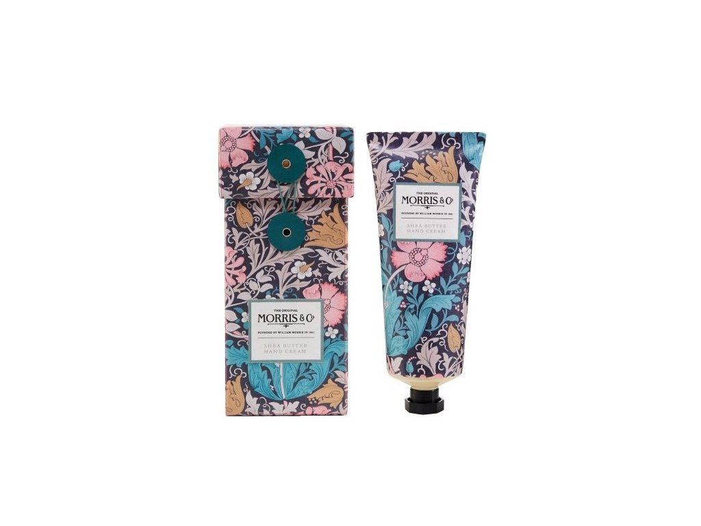 Heathcote & Ivory Vyživující krém na ruce - Pink Clay & Honeysuckle, 100ml