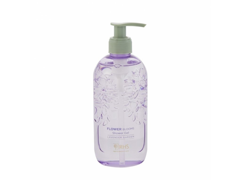 Heathcote & Ivory Hydratační sprchový gel - Flower Blooms, 300ml