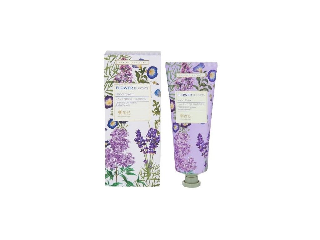 Heathcote & Ivory Vyživující krém na ruce - Flower Blooms, 100ml