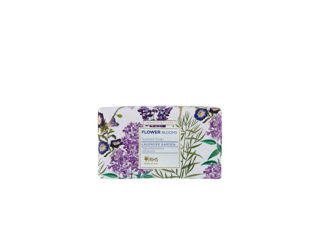 Heathcote & Ivory Luxusní třikrát jemně mleté mýdlo - Flower Blooms, 240g