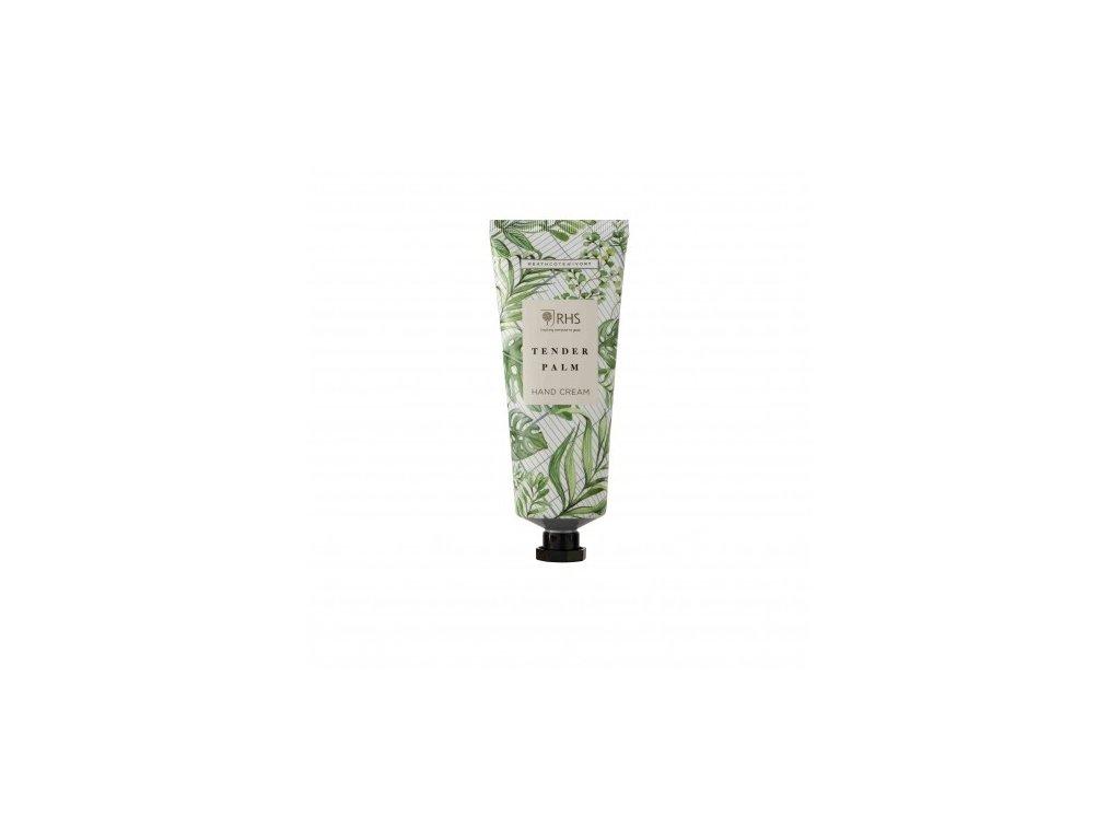 Heathcote & Ivory Hydratační krém na ruce a nehty - Tender Palm, 100ml