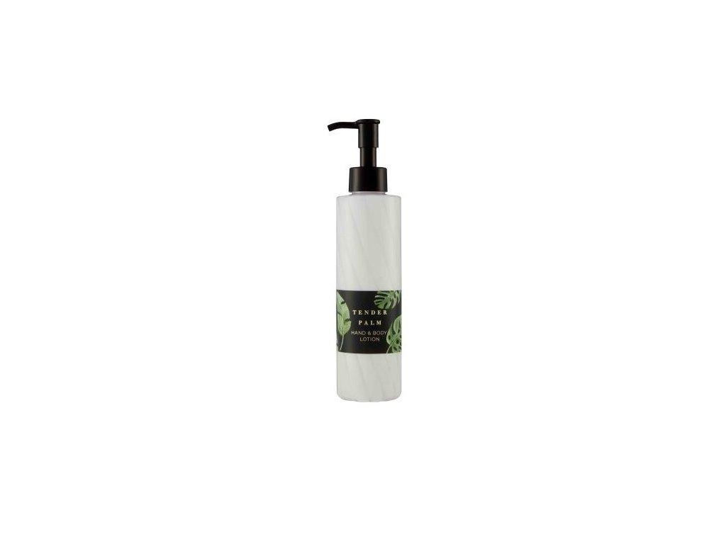 Heathcote & Ivory Hydratační mléko na tělo a ruce - Tender Palm, 200ml