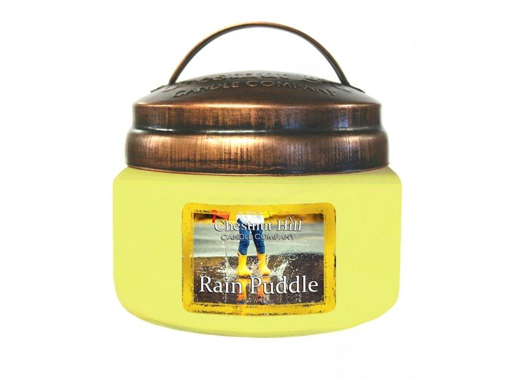 Chestnut Hill Vonná svíčka ve skle Dešťová louže - Rain Puddle, 10oz