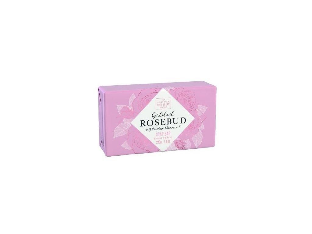 Scottish Fine Soaps Mýdlo - Pozlacené poupě, 220g