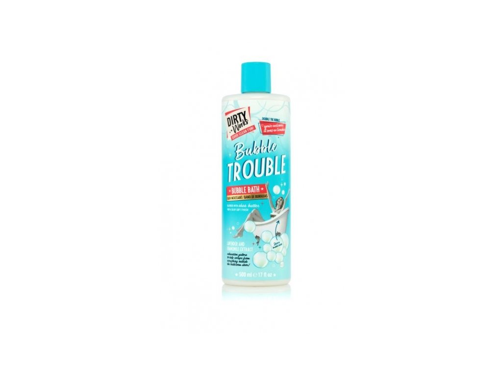 Dirty Works Pěna do koupele - Bubble Trouble, 500ml