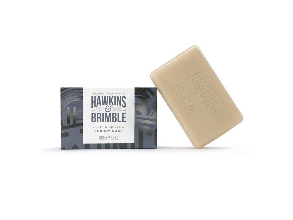 Hawkins & Brimble Luxusní pánské mýdlo, 100g