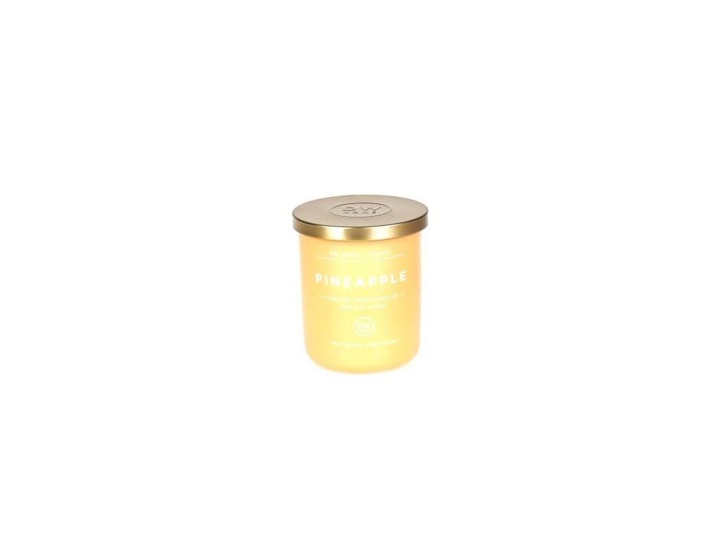 DW Home Vonná svíčka ve skle Pineapple 3,8oz