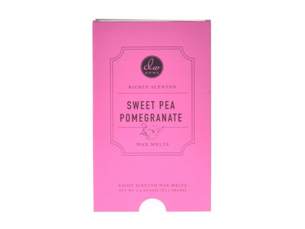 DW Home Vonný vosk - Sweet Pea Pomegranate 82g