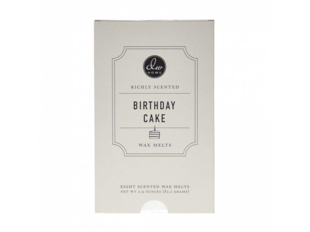 DW Home Vonný vosk - Birthday Cake 82g
