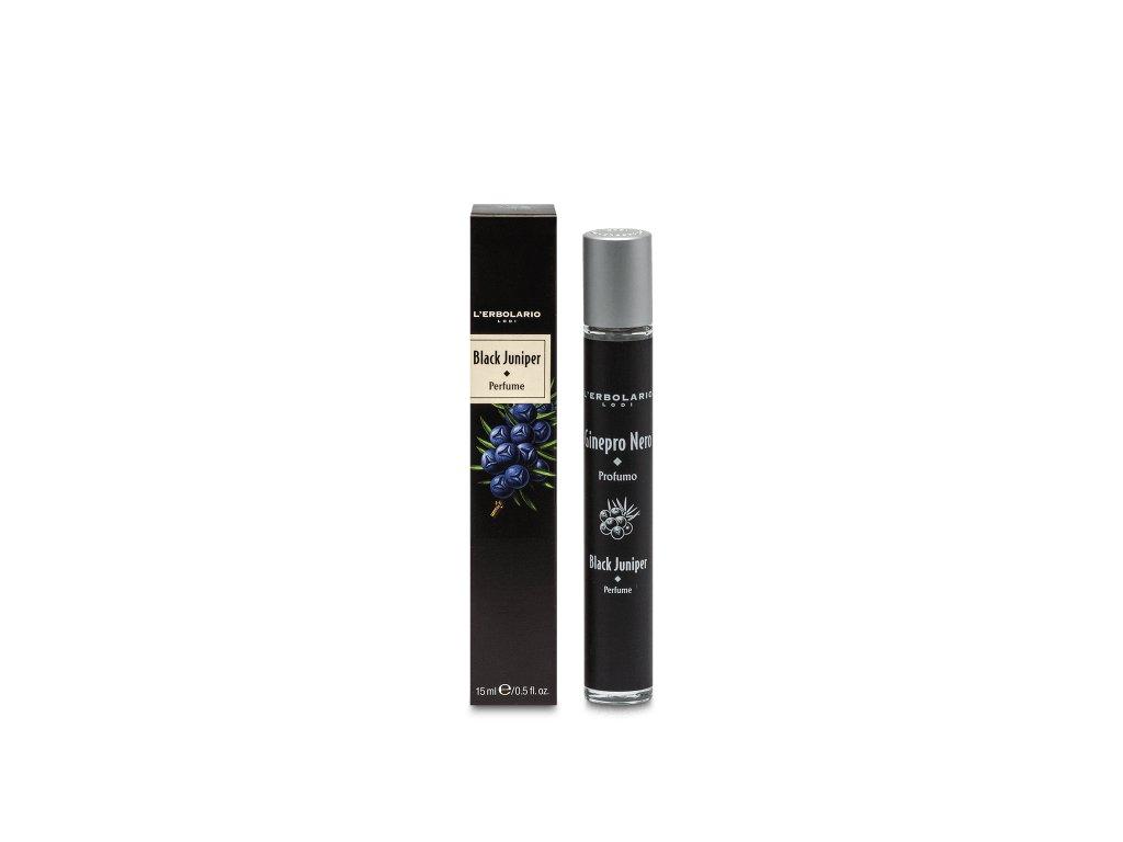 L´Erbolario Pánský parfém na cesty - Černý jalovec 15ml