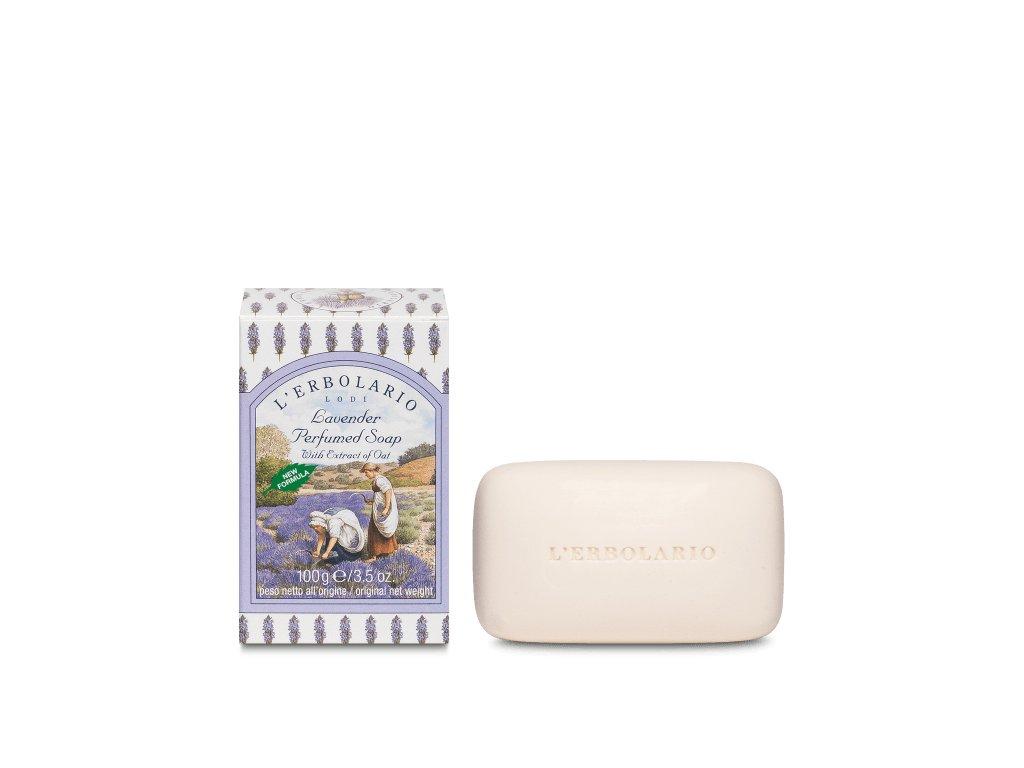 L´Erbolario Jemné mýdlo - Levandule, 100g