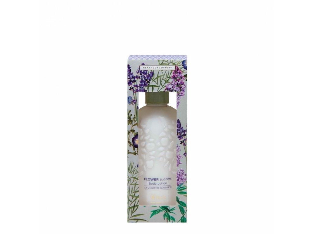 Heathcote & Ivory Vyživující tělové mléko - Flower Blooms, 300ml